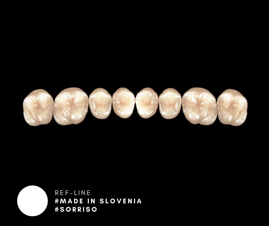 REF-LINE zęby kompozytowe Sorriso