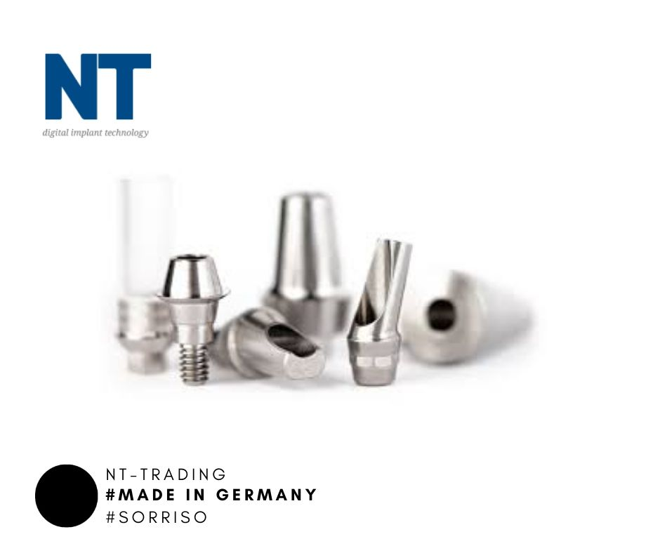 Komponenty do implantów NT TRADING