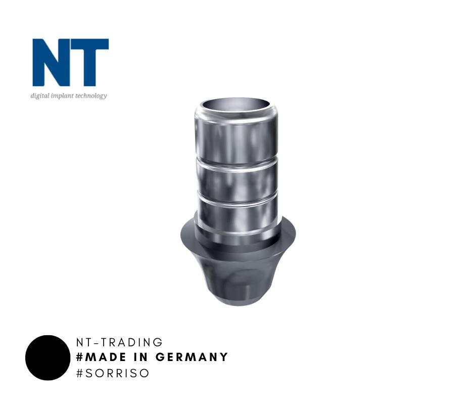nt trading tytanowe bazy komponenty do implantów